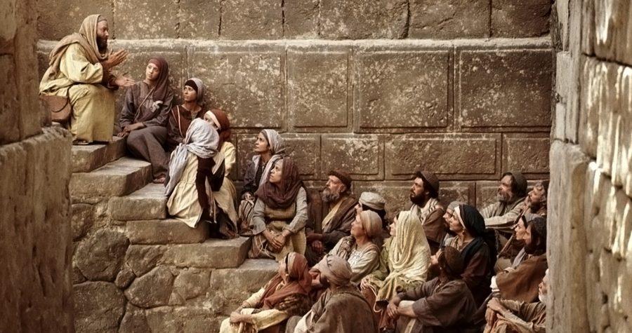Het onderwijs van de apostelen