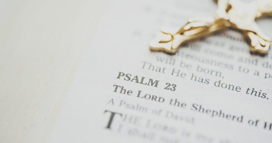 Hoe Jezus de psalmen las