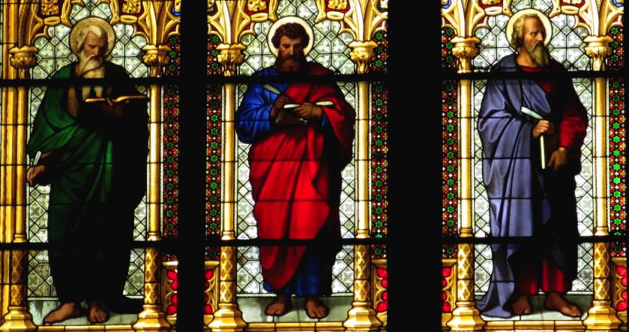 De literaire onafhankelijkheid van de synoptische evangeliën