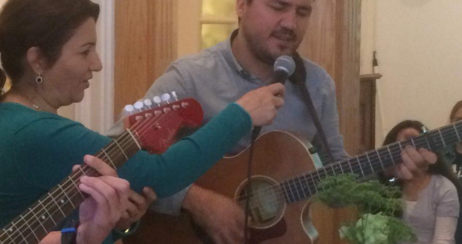 Vahid Norouzi bij Elim
