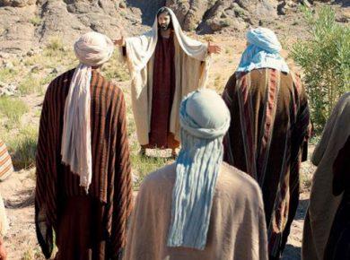 De Grote Opdracht in Matteüs 28