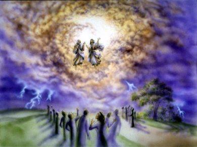 De twee getuigen in Openbaring 11