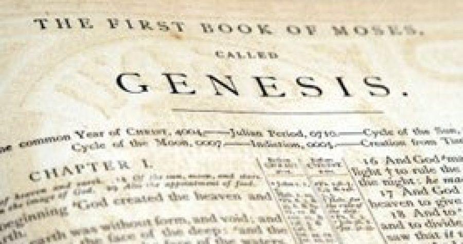 De actuele boodschap vanhet boek Genesis
